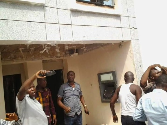 armed robbery attack on access bank | ozara gossip