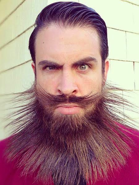 beard fashion | ozara gossip