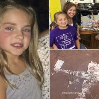 7-year-old girl survives plane crash, all family members on board dead (Photos)