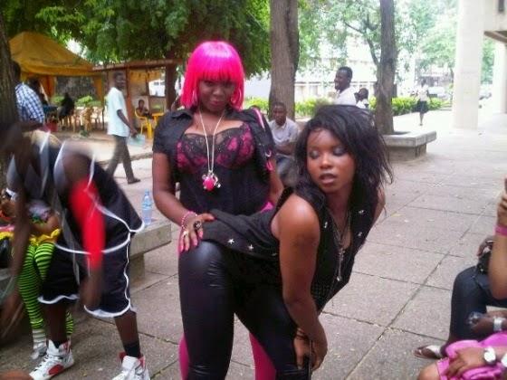 Yemi Alade's throwback photos | ozara gossip