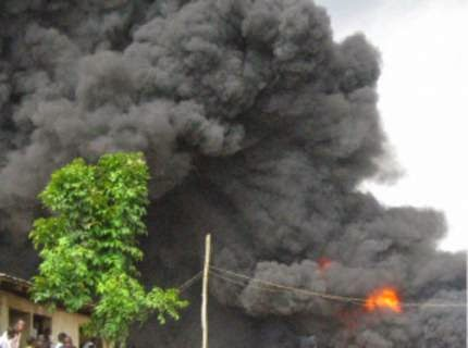 suicide bomber hits Maiduguri market | ozara gossip