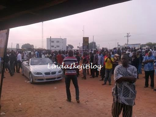 Grieved: Youths protest Pharmacist assassinated in Benue | ozara gossip