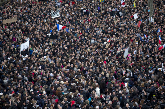 World leaders match in Paris over Charlie Hebdo killing | ozara gossip