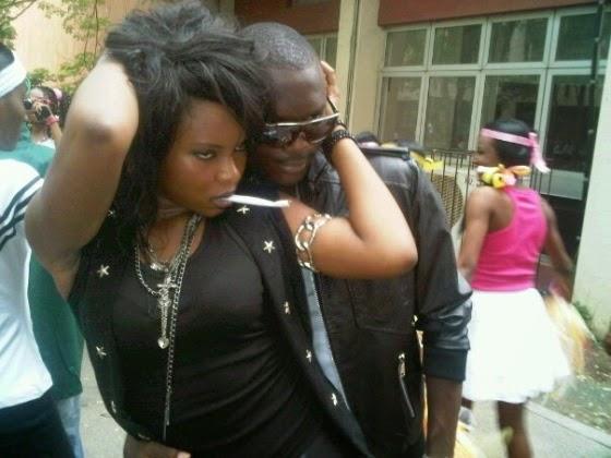 Yemi Alade's throwback photos - ozara gossip