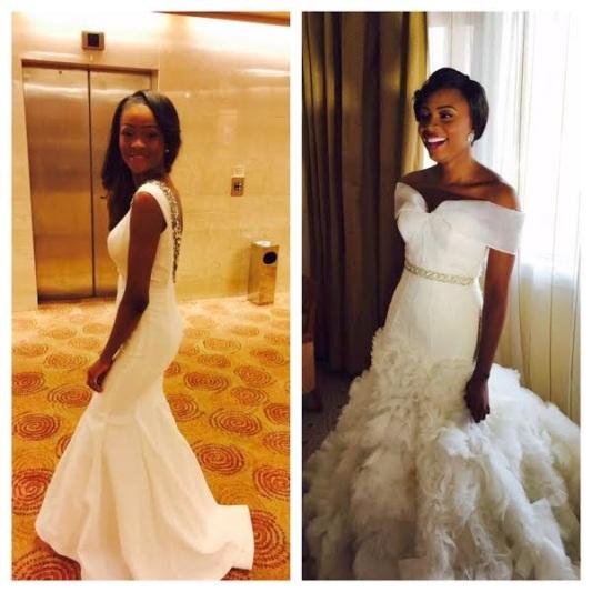 Ogechukwu weds Chris, Millionaire's wedding - ozara gossip