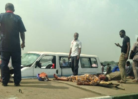 accident on Third Mainland Bridge | ozara gossip