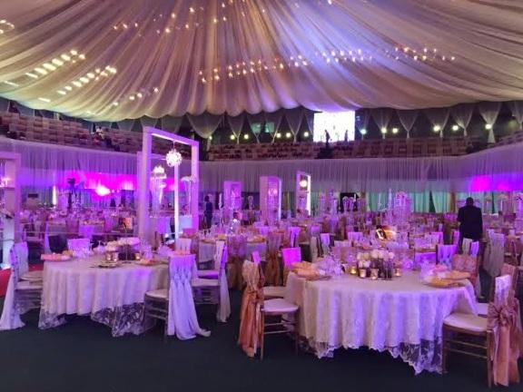 ozara gossip: Jonathan's daughter's wedding