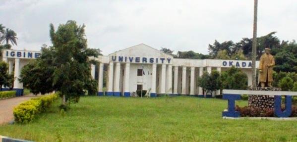 Igbinedion University, OKADA - Ozara gossip