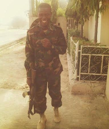 soldier blasts FG on twitter over poor welfare and weapons | ozara gossip