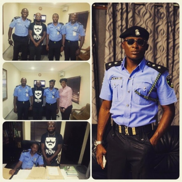 ozara gossip: 2Shotz invited by the Nigerian Police for questioning