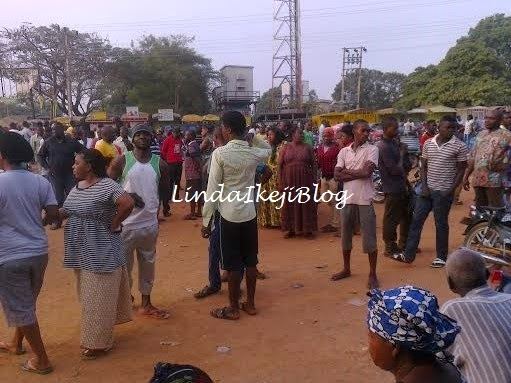 Youths protest against assassin in Benue State | ozara gossip