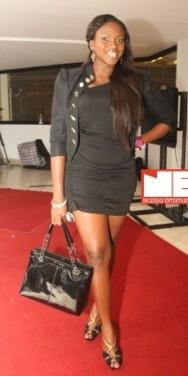 Waje with hand bag - POS - ozara gossip
