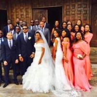 Millionaire marries millionaire: Ogechukwu weds Chris