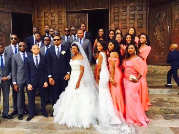 Ogechukwu weds Chris | ozara gossip