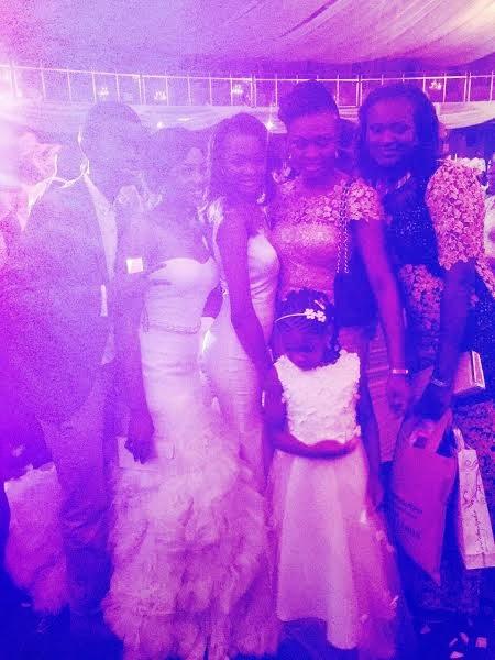 Millionaire's wedding: Ogechukwu weds Chris | ozara gossip