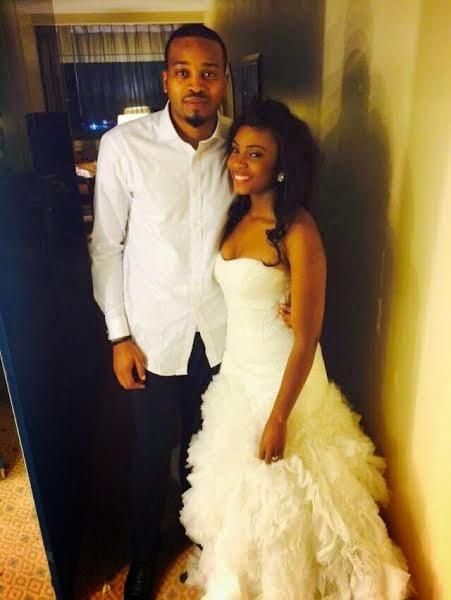 Ogechukwu and Chris wedding  -  ozara gossip