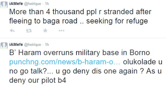 Nigerian soldier blasts FG on twitter | ozara gossip