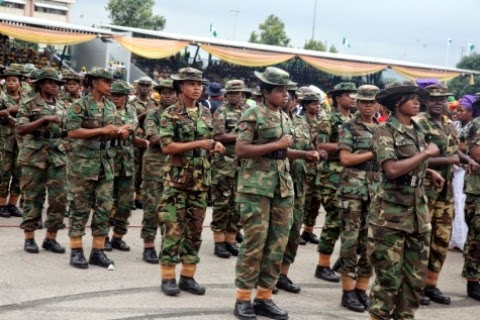 18 Female Soldiers Kidnapped In Baga | ozara gossip