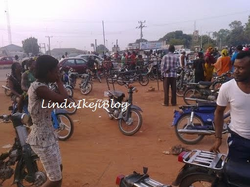Youths protest in Benue | ozara gossip