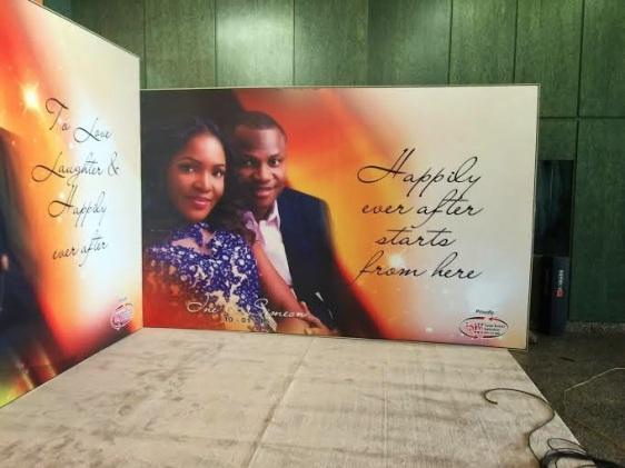 Inebharapu Jonathan's wedding - ozara gossip