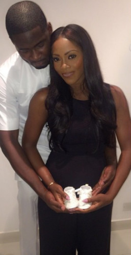 tee bills and Tiwa Savage | ozara gossip