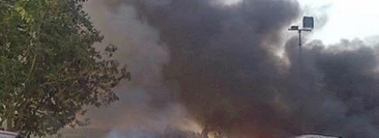 Bomb blast hits GSM Market in Potiskum, Yobe | ozara gossip
