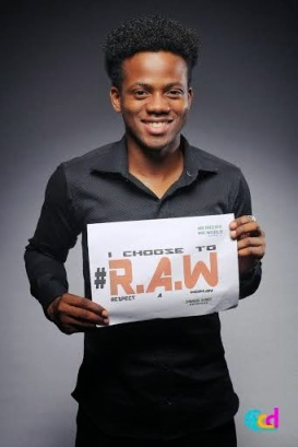 Korede bello on Mr Nigeria on R.A.W Project | ozara gossip