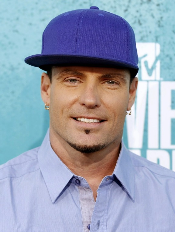 Vanilla Ice arrested