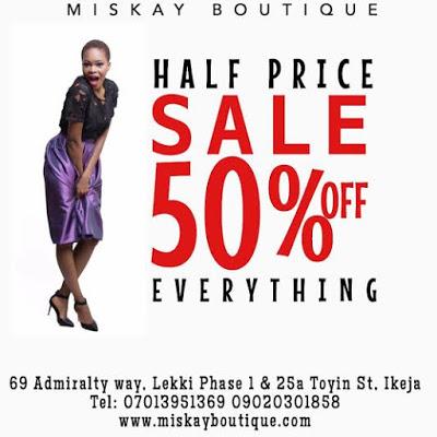 ozara gossip: Miskay Boutique