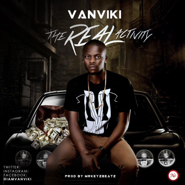 Vanviki the real activity cover